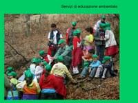 Servizi di educazione ambientale