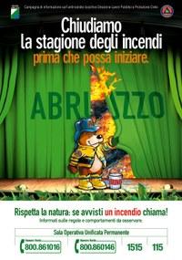 campagna prevenzione incendi boschivi