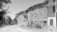 Danni a Campotosto terremoto 1950