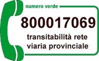 numero verde viabilita