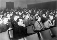 11 novembre 1964 - Pubblico della presentazione