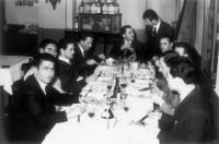 1960 - Tavolata al Cantinone