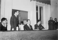 1960 - Tavolo presidenza