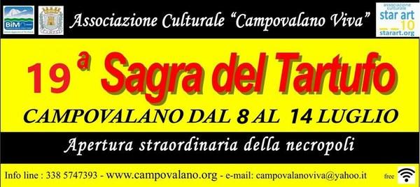 19^ Sagra del Tartufo di Campovalano