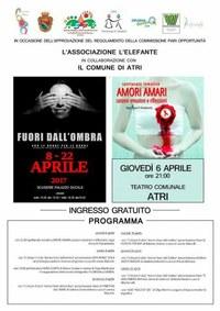 """""""Amori Amari""""  - Teatro Comunale di Atri"""