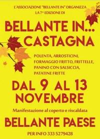 6^ Edizione Bellante In... Castagna