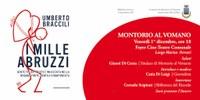 """A Montorio al Vomano il nuovo libro di Umberto Braccili: """"I mille Abruzzi"""""""