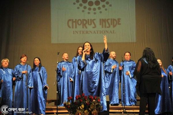 A Pineto le magiche atmosfere del gospel con The Blues Voices Gospel Choir