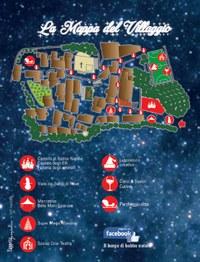 """A Ripattoni il """"Borgo di Babbo Natale"""" dal 7 al 9 e dal 14 al 16 Dicembre."""