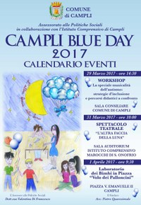 Campli Blue Day 2017