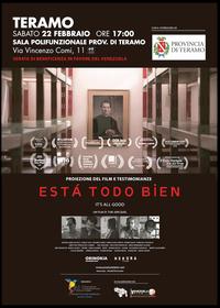 ESTÁ TODO BIEN - proiezione documentario e serata di beneficenza per il Venezuela