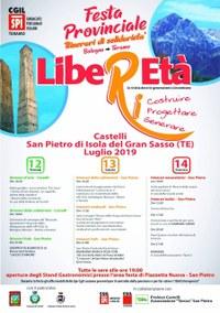 "Festa Provinciale ""LiberEtà"""
