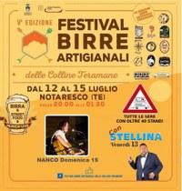 Festival birre artigianali delle colline teramane a Notaresco