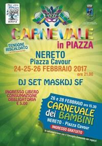 Il Carnevale a Nereto