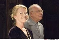 Lorna Windsor e Antonio Ballista per la Riccitelli - Teramo