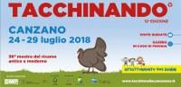 tacchinando 2018 banner
