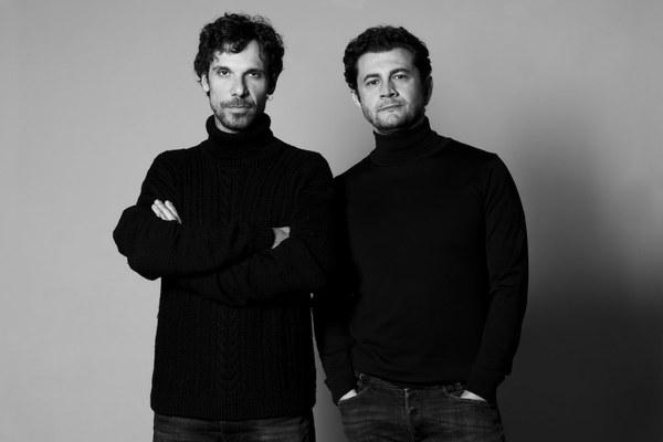 Vinicio Marchioni e Francesco Montanari con