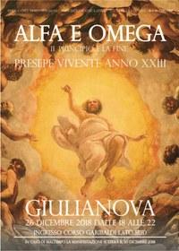 XXIII edizione del Presepe Vivente nel Centro Storico di Giulianova