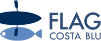logo Flag costa blu