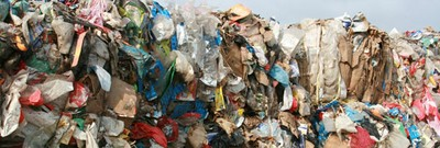banner rifiuti