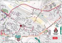 L'itinerario a Teramo della Mille Miglia 2015