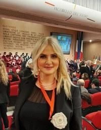 La Consigliera di parità della Provincia partecipa all'inaugurazione dell'anno accademico di UNITE, presenziata dal Presidente Mattarella.