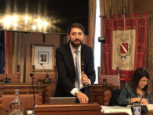 Consiglio provinciale: convalida dei nuovi eletti