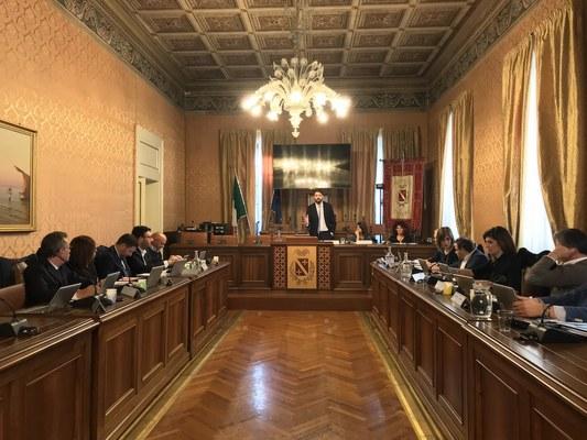 Consiglio provinciale: istituite le commissioni consiliari