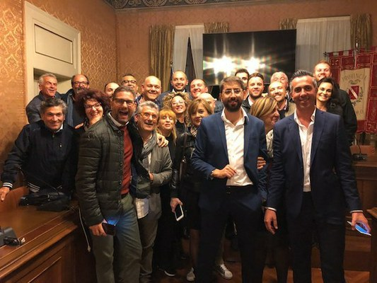Proclamato presidente Diego Di Bonaventura, sindaco di Notaresco, candidato del centrodestra