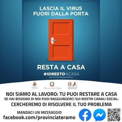 #emergenzaCoronaVirus: Accesso del pubblico agli uffici