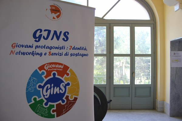 GINS - Giovani protagonisti: Identità, Networking e Servizi di Sostegno,  promosso da