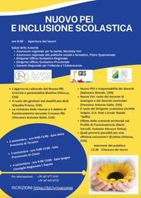 """Il """"sostegno"""" per gli studenti disabili: cosa cambia con il decreto 182 Il Coordinamento italiano insegnanti di sostegno promuove un confronto sulle novità introdotte fra opportunità e criticità"""