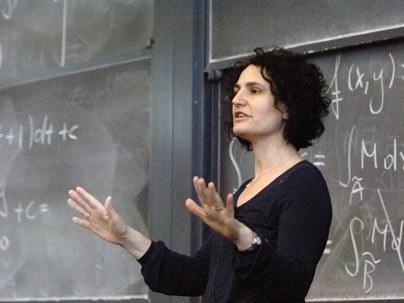 La matematica Gigliola Staffilani testimonial della terza edizione di
