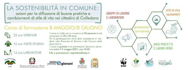 La sostenibilità in Comune. I giovani protagonisti del cambiamento: turismo, agricoltura, clima, rifiuti
