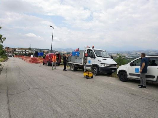 Lunedì iniziano i lavori sulla provinciale 19, a Cologna Paese: la strada sarà chiusa per sette giorni
