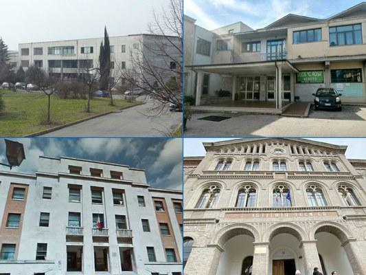 Manutenzioni straordinarie edilizia scolastica: approvata e finanziata dal Ministero la programmazione della Provincia