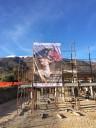 Cantiere nuova scuola Villa Lempa Ditta Feliziani