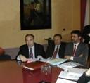 Ugo Nori illustra le attività del Consiglio