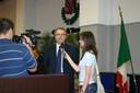 Il Presidente Catarra risponde ai giornalisti locali