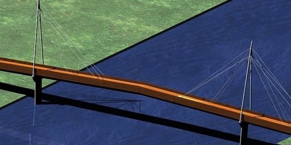 Ponte ciclopedonale sul Vomano: la Provincia contesta una serie di inadempimenti alla ditta aggiudicataria