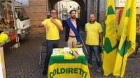 Stop al cibo anonimo e di provenienza sconosciuta: anche la Provincia di Teramo e il comune di Notaresco aderiscono all'iniziativa della Coldiretti.
