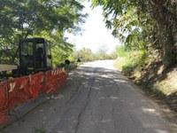 Viabilità. Provinciale 23, asse Castelnuovo - Cellino: iniziati i lavori dell'asfalto