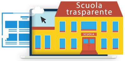 Logo scuola trasparente